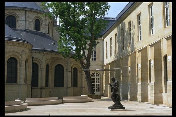 Entrée du Musée des arts et métiers